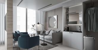 Valo Hotel Helsinki - Helsinki - Living room