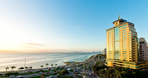 Majestic Palace Hotel - Florianopolis - Building