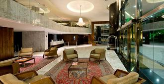 Majestic Palace Hotel - Florianopolis - Hành lang