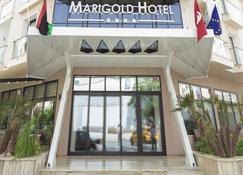 Marigold Hotel - Túnez - Edificio