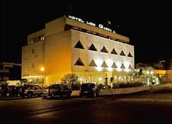 Hotel Lido Garda - Anzio - Rakennus