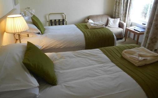 Annfield Guesthouse - Callander - ห้องนอน