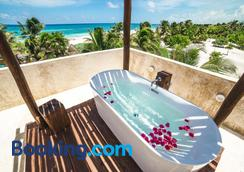 My Way Boutique Hotel - Adults Only - Tulum - Μπάνιο