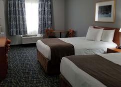 SureStay Plus Hotel by Best Western Lethbridge - Lethbridge - Bedroom