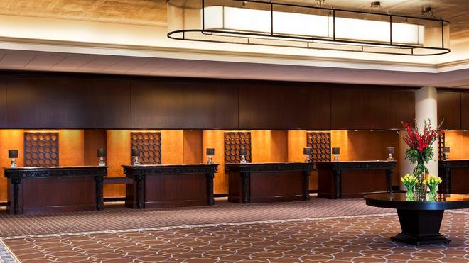 Sheraton New Orleans Hotel - New Orleans - Reception