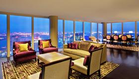 Sheraton New Orleans Hotel - New Orleans - Living room