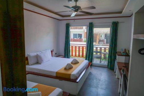 Scent of Green Papaya Resort - Panglao - Bedroom