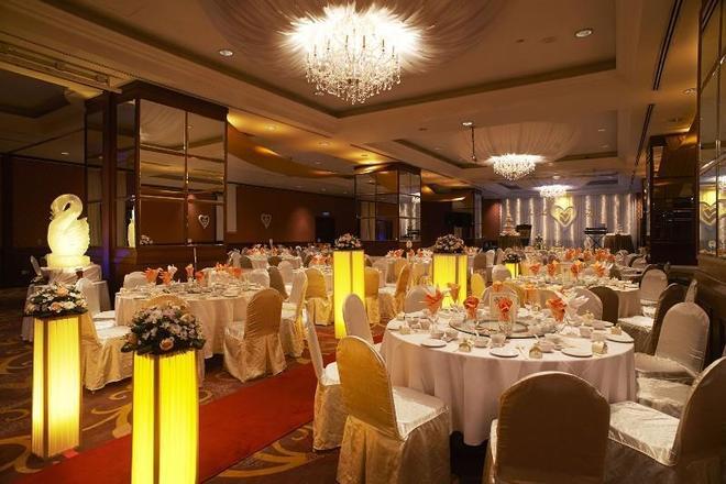Evergreen Laurel Hotel Penang - George Town - Juhlasali