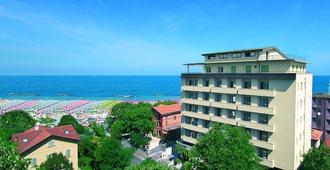 Hotel Acropolis - Cattolica - Bygning
