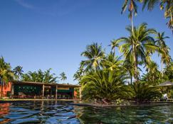 Omali São Tomé - São Tomé - Außenansicht