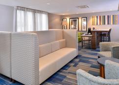 Holiday Inn Express Rochester - University Area - Рочестер - Гостиная