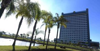 Hotel Rainha do Brasil - Aparecida - Gebäude