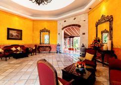 科蘇梅爾西方酒店 - 式 - 科茲美島 - 科蘇梅爾 - 大廳