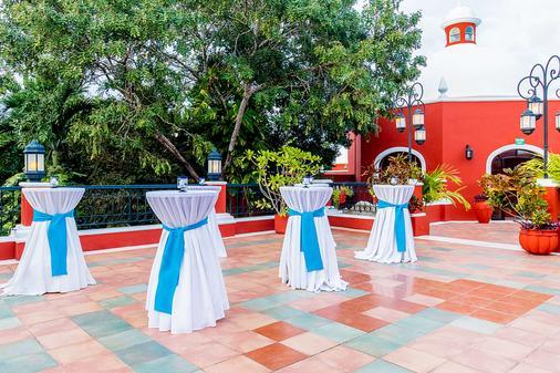 科蘇梅爾西方酒店 - 式 - 科茲美島 - 科蘇梅爾 - 宴會廳