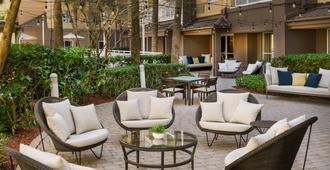 Courtyard by Marriott Orlando Downtown - Orlando - Innenhof