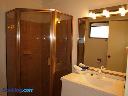 Lancaster Court Motel - Brisbane - Bathroom
