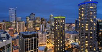 The Westin Seattle - Seattle - Outdoor view