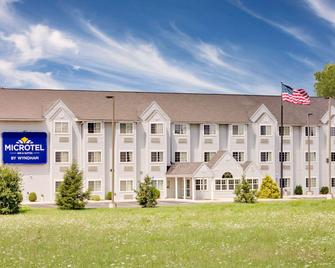 Microtel Inn & Suites by Wyndham Hagerstown - Hagerstown - Edificio