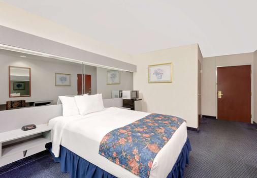 Microtel Inn & Suites by Wyndham Hagerstown - Hagerstown - Schlafzimmer
