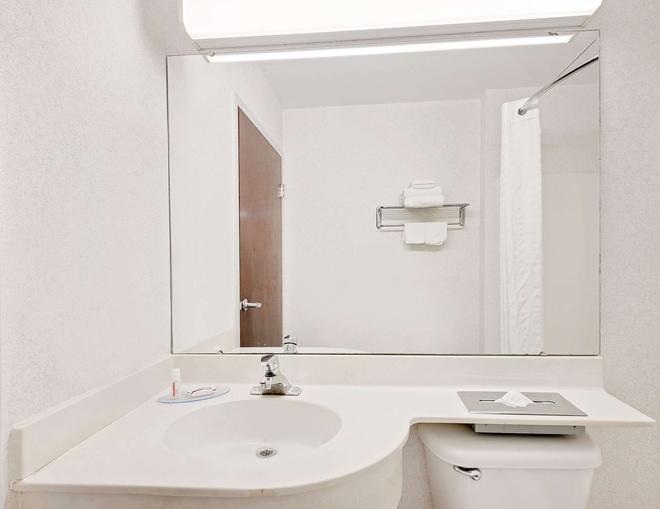 Microtel Inn & Suites by Wyndham Hagerstown - Hagerstown - Kylpyhuone