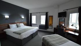 Castlefield Hotel - מנצ'סטר - חדר שינה