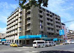 Hotel Roma Plaza - Панама - Будівля