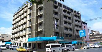 Hotel Roma Plaza - Ciudad de Panamá - Edificio