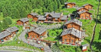 Park Chalet Village - Livigno - Vista del exterior