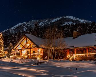 Lone Mountain Ranch - Big Sky - Building