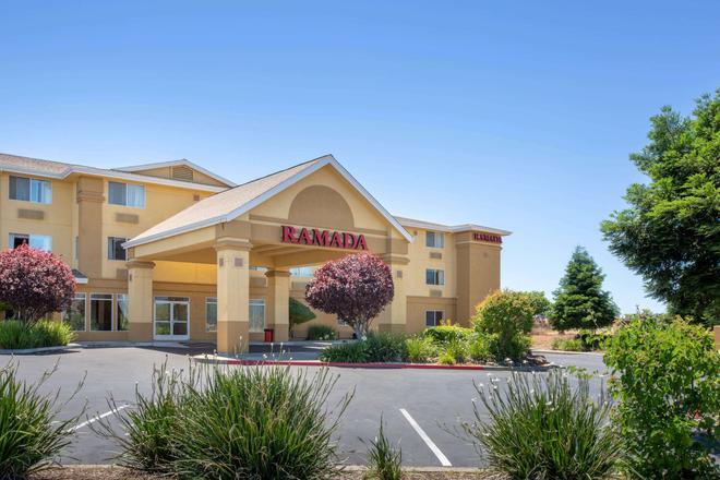 Ramada Limited Redding - Redding - Building