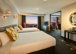 奧克蘭天空城飯店 - 奧克蘭 - 臥室