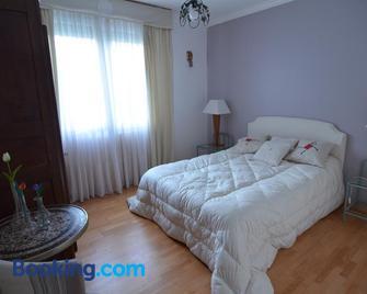 Domaine De Lazuel - Aubenas - Bedroom