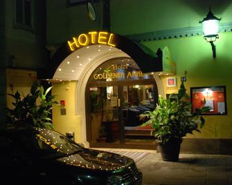 Hotel Goldener Anker - Coburg - Building