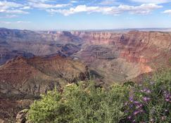 Grand Canyon Plaza Hotel - Tusayan - Outdoor view