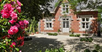 Le Pavillon De Keriolet - Concarneau - Gebäude