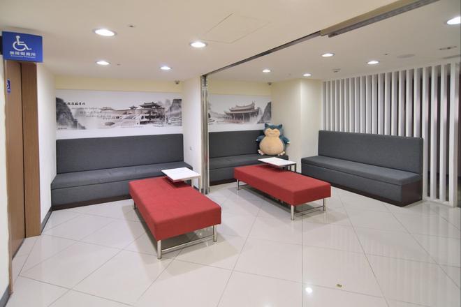 C U Hotel Taipei - Taipei - Lobi