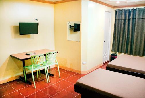 Allson's Inn - Cebu City - Bedroom