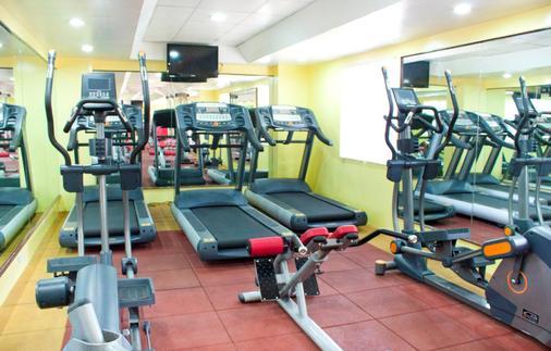 Allson's Inn - Cebu City - Gym