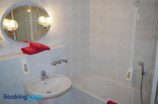 Hotel Zum Abschlepphof - Leipzig - Bathroom