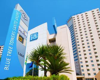 Blue Tree Towers All Suites Santo Andre - Santo Andre - Edificio