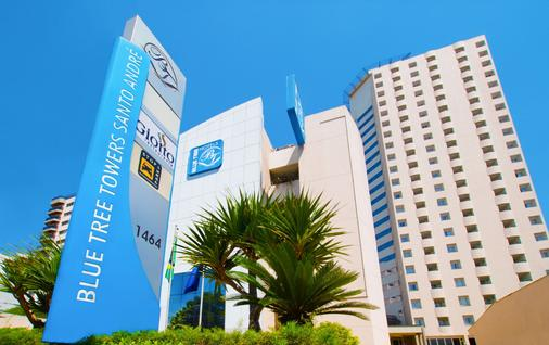 Blue Tree Towers All Suites Santo Andre - Santo André - Gebäude