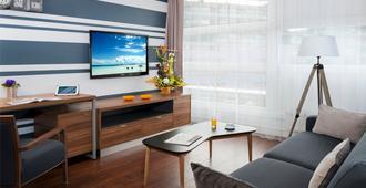 Citadines City Centre Lille - Lille - Sala de estar