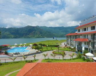 Waterfront Resort By Kgh Group - Pokhara - Outdoor view
