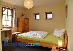 Landhotel Edelhof - Rudolstadt - Bedroom