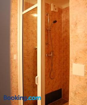 Euro Hotel - Timisoara - Phòng tắm