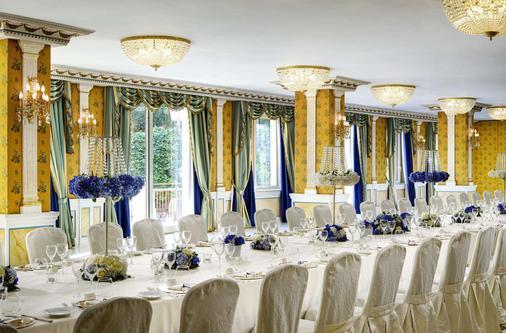 Parco dei Principi Grand Hotel & Spa - Rom - Bankettsaal