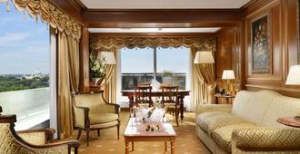 Parco dei Principi Grand Hotel & Spa - Rome - Living room