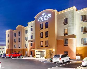 Candlewood Suites Eau Claire I-94 - О'Клер - Building
