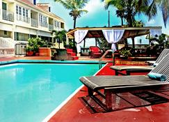 Club Comanche Hotel, St. Croix - Christiansted - Piscina