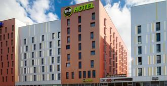 B&b Hotel Lille Grand Stade - Villeneuve-d'Ascq - Building